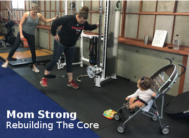 Mom Strong Fitness Class